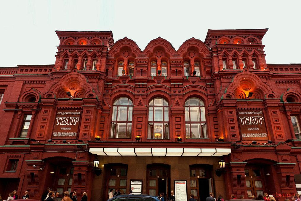 «Геликон-опера» — современный театральный комплекс в сердце столицы