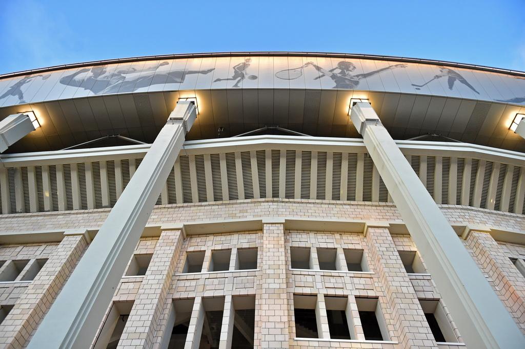 Большая спортивная арена «Лужники» или стадион-рекордсмен