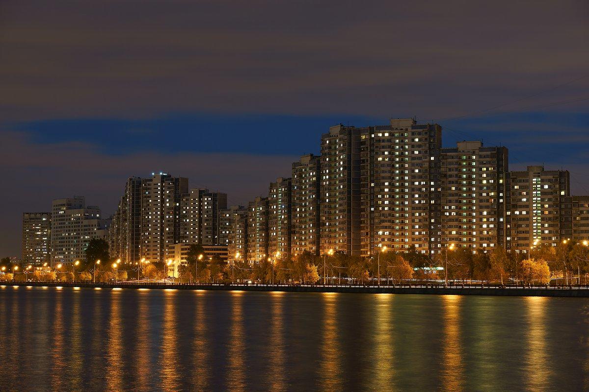 Нагатинский Затон – самый загадочный район Москвы
