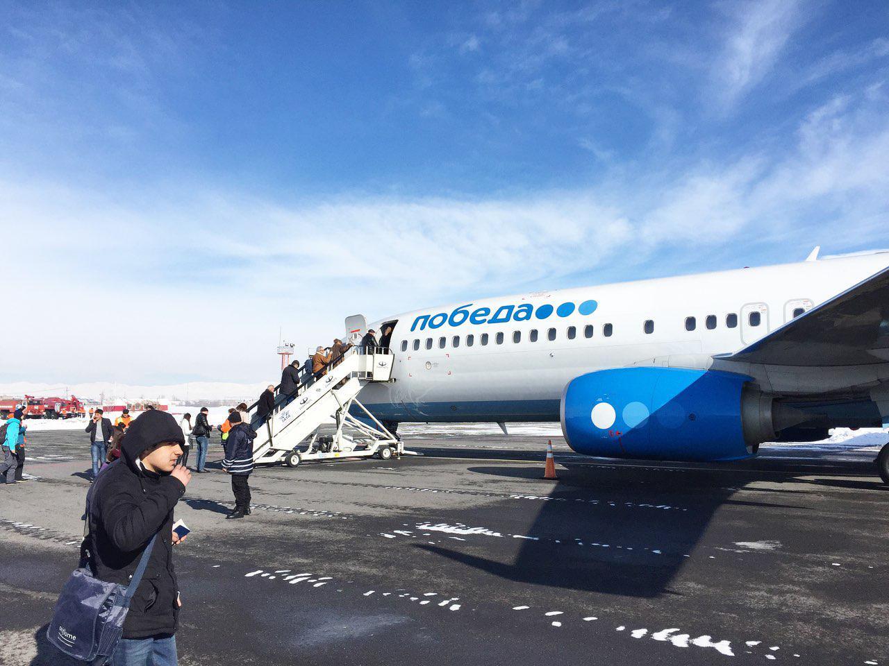 Авиакомпания «Победа» может ввести плату за стаканчики в размере 5 рублей