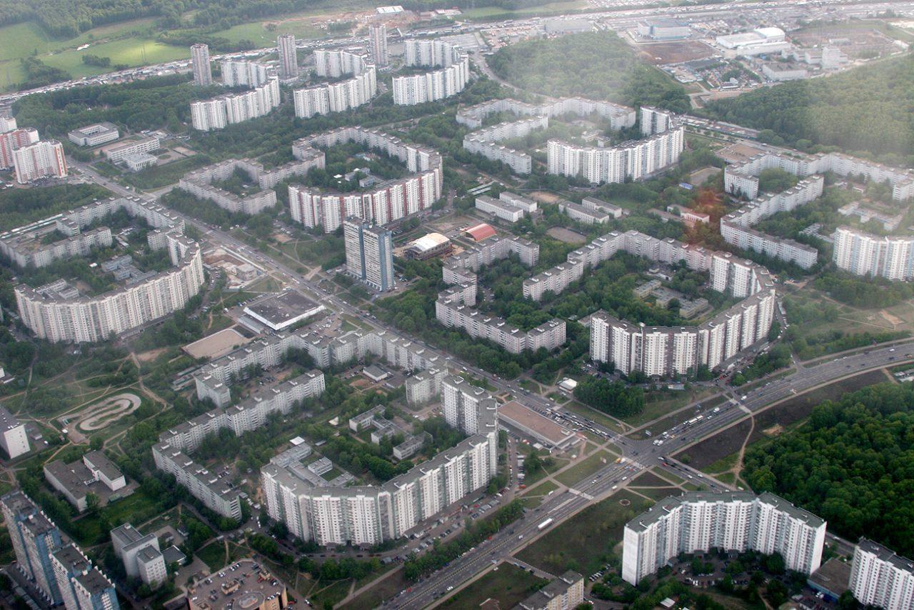 Тысячелетняя история московского района Ясенево