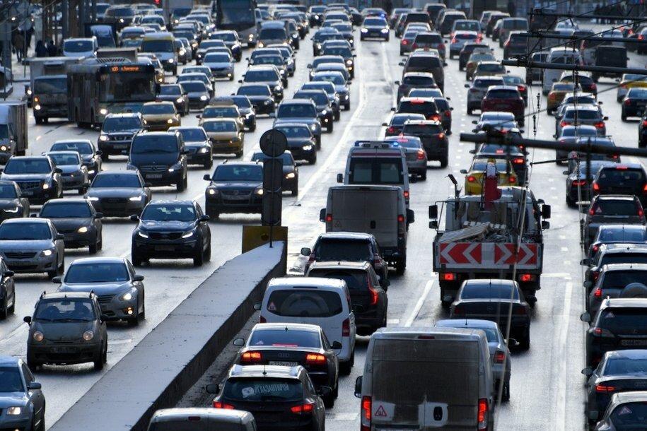 ЦОДД рекомендует водителям объезжать Тушинский тоннель в связи с разливом воды