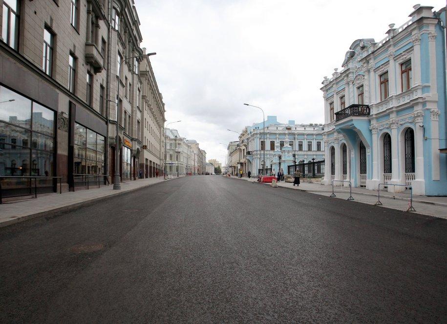 С 2011 года общая протяженность столичных дорог выросла на 19%