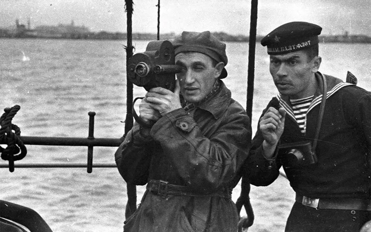 Журналисты в годы войны
