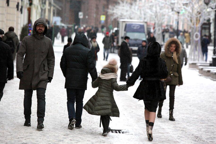 Снегопад принёс в Москву менее 10 мм месячной нормы осадков