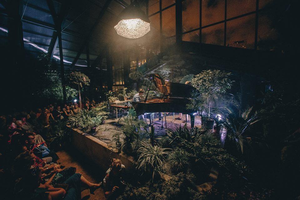 Немецкая музыка XX века прозвучит в тропиках «Аптекарского огорода» 2 февраля