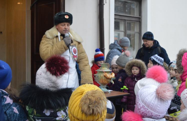 В Красногорске отметили Всемирный день снега