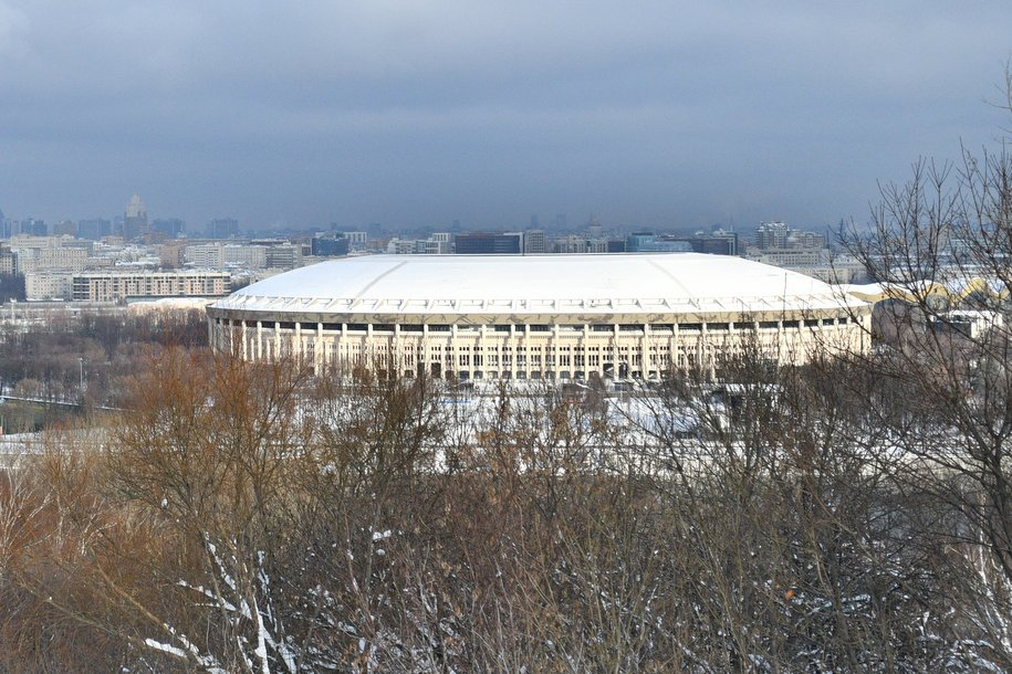 Сегодня в Москве ожидается пасмурная погода и до 17 градусов мороза