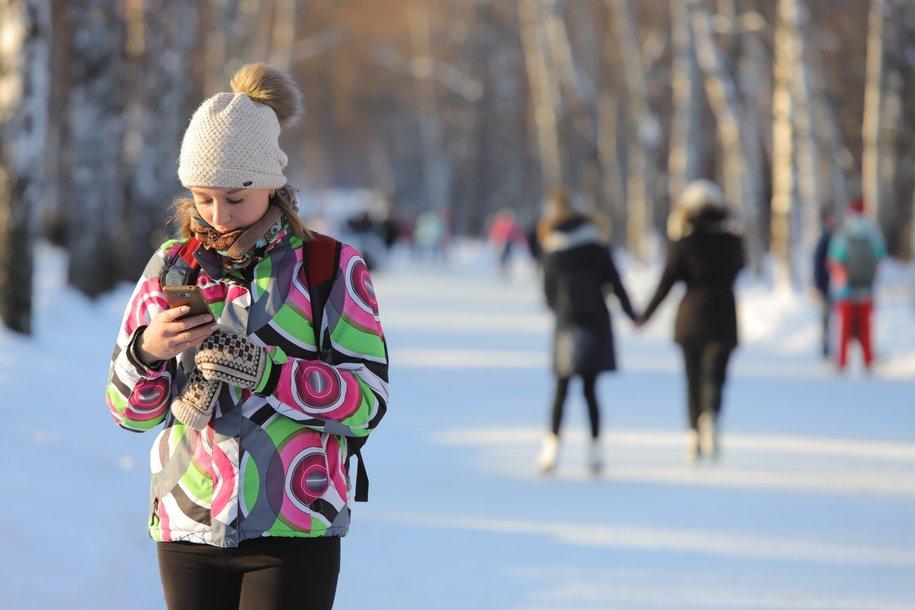 Сегодня в столице ожидается небольшой снег и до 12 градусов мороза