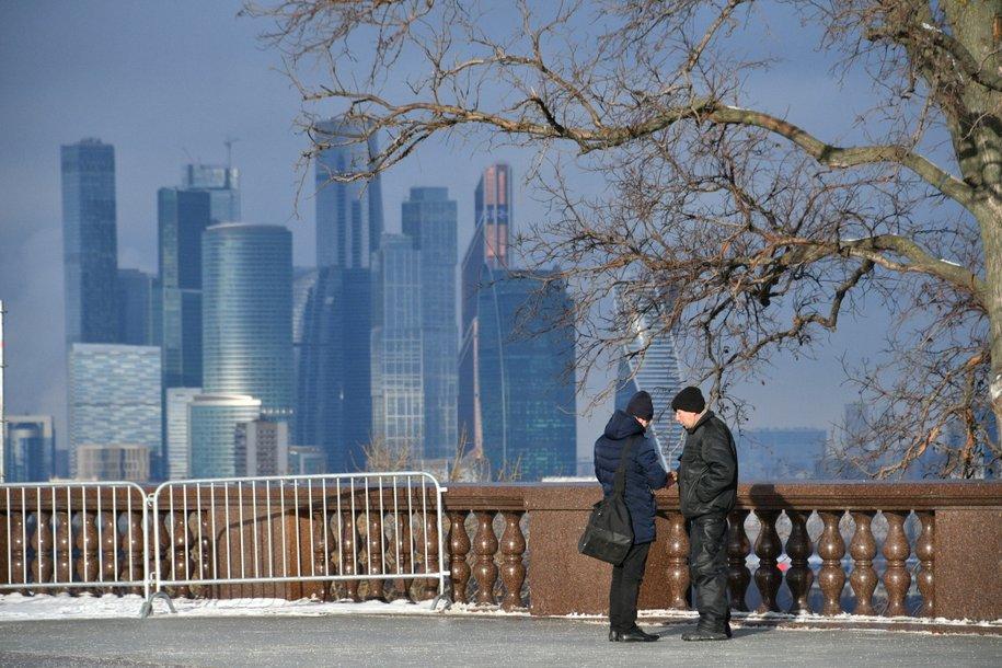 Москва входит в первую тройку городов России для путешествий в этом году