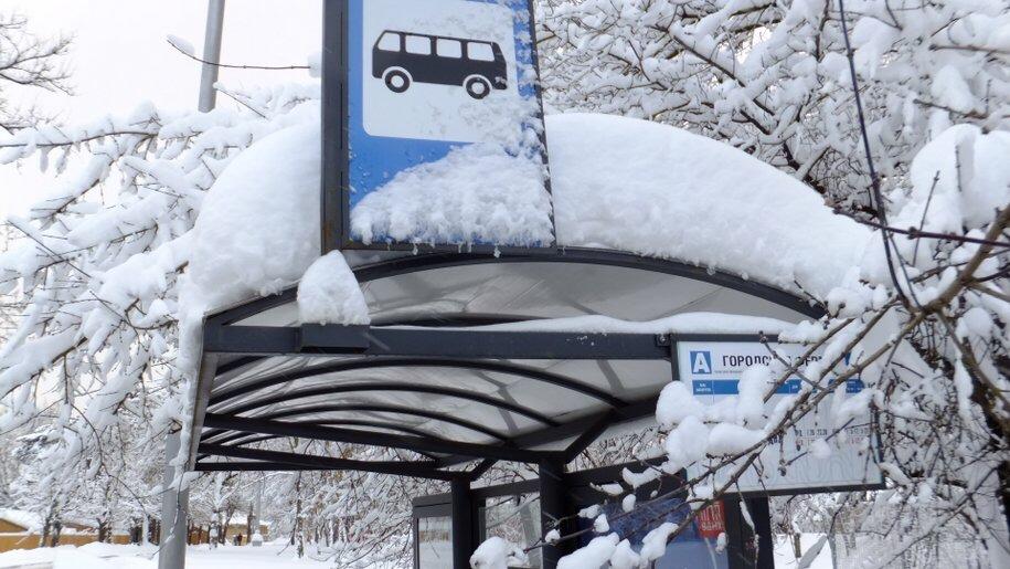 Более четверти месячной нормы осадков выпало в Москве за семь часов снегопада