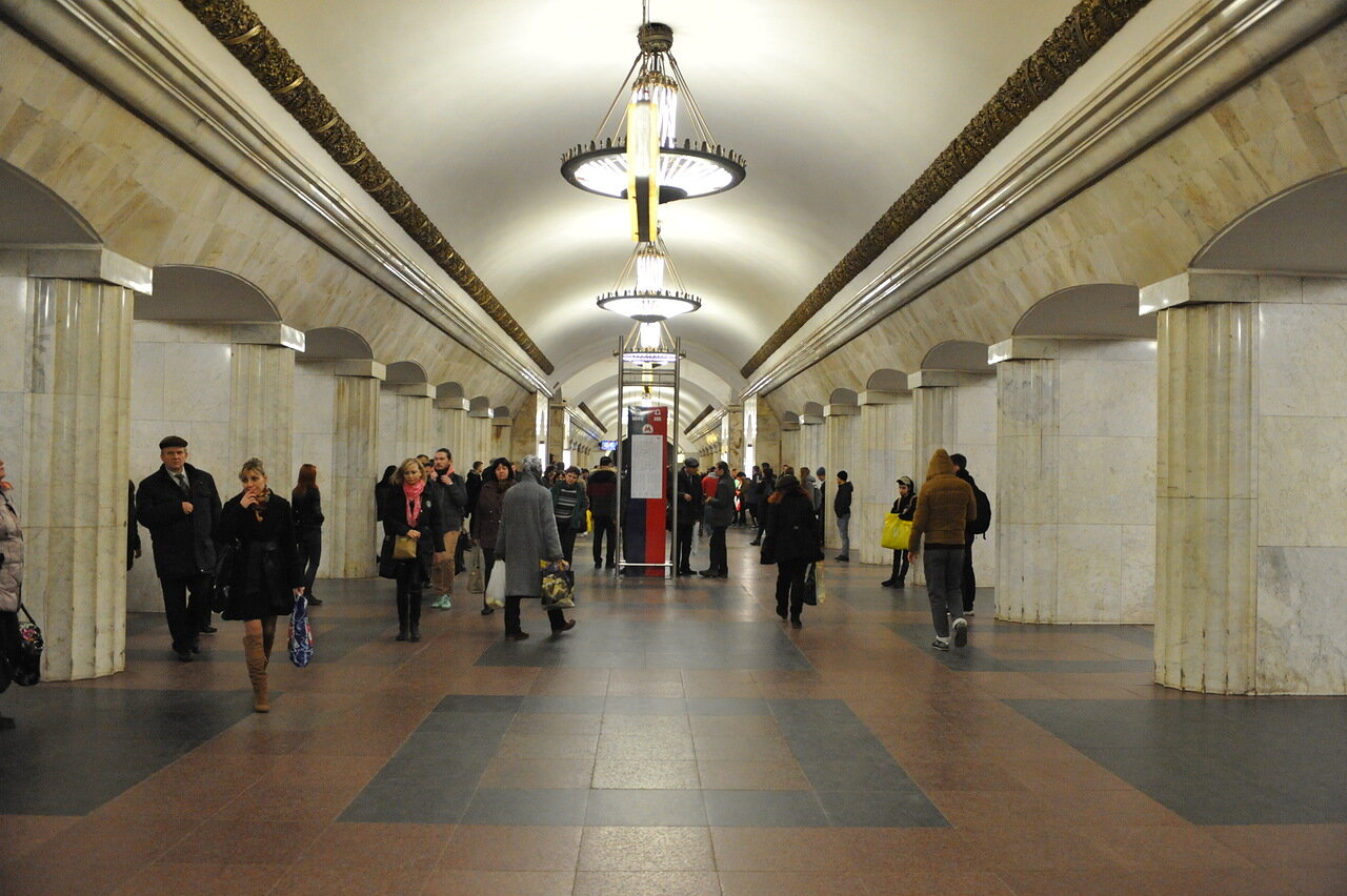 Движение поездов на Сокольнической линии введено в график