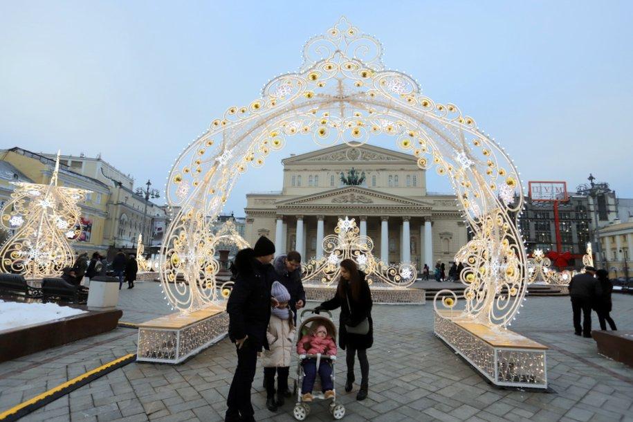 Сегодня в Москве ожидается облачная погода и до 5 градусов мороза