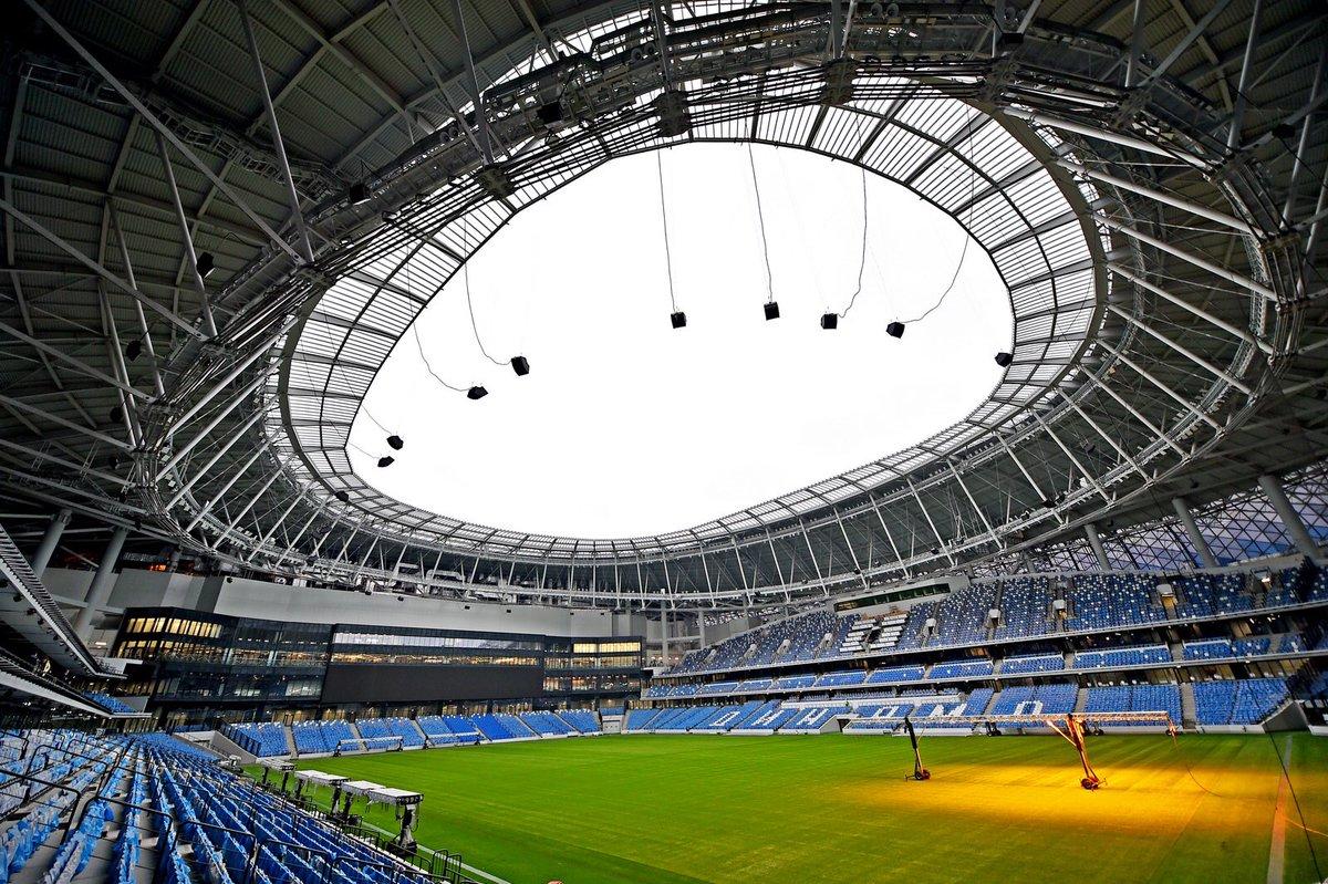 В 2018 году на средства инвесторов построили девять спортивных объектов