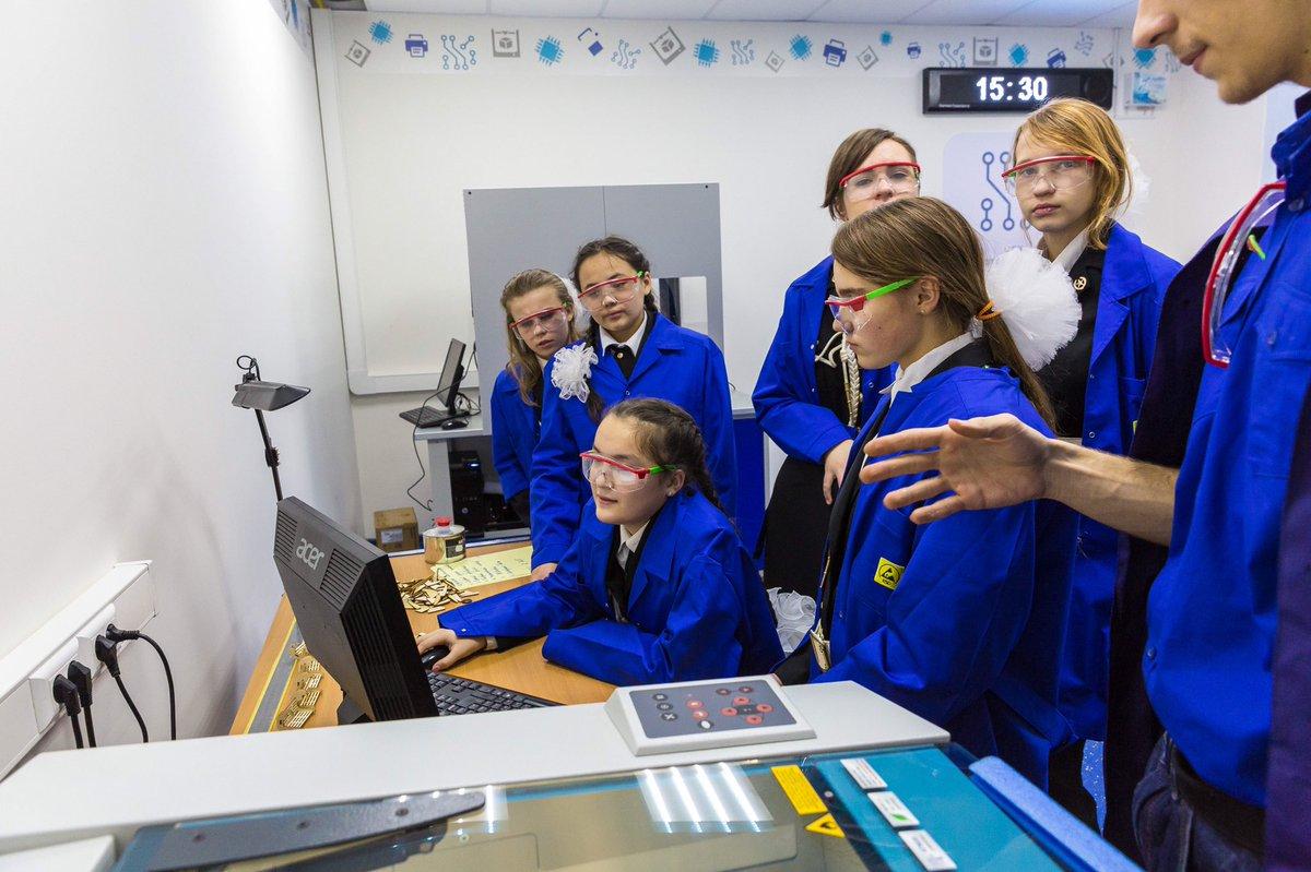 В Москве откроют два детских технопарка — Собянин