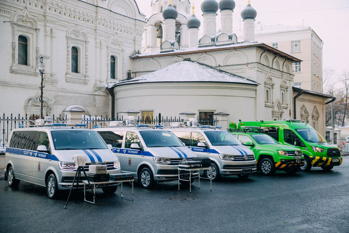 Количество экипажей дорожного патруля увеличилось до 67 — ЦОДД