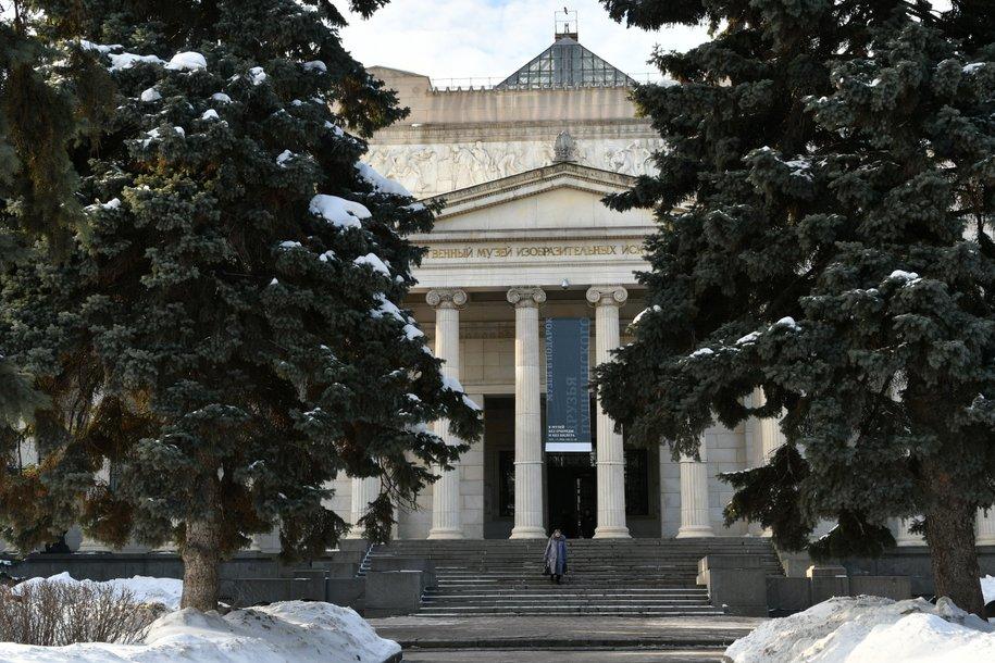 Пушкинский музей посетили почти 35 тысяч москвичей