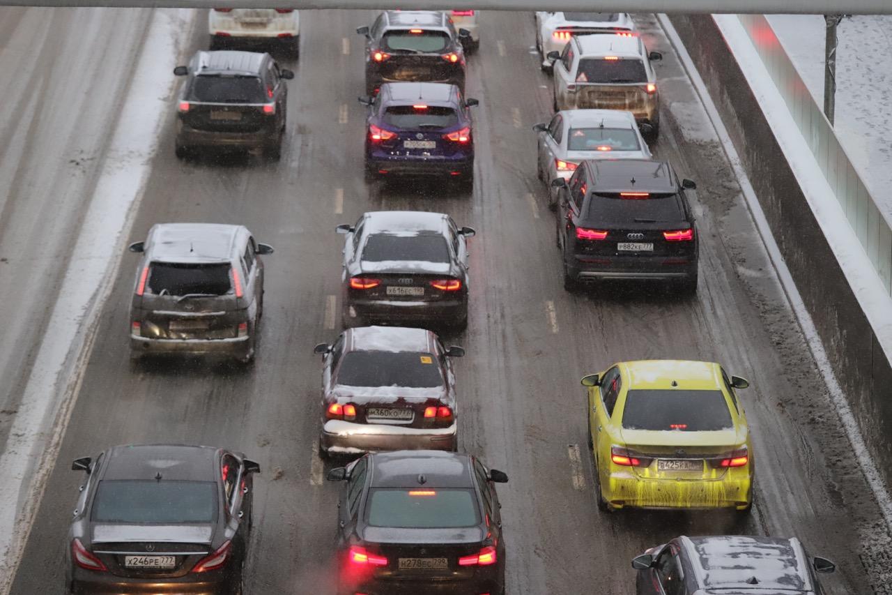 С 9 января штраф за неоплату парковки увеличился в два раза