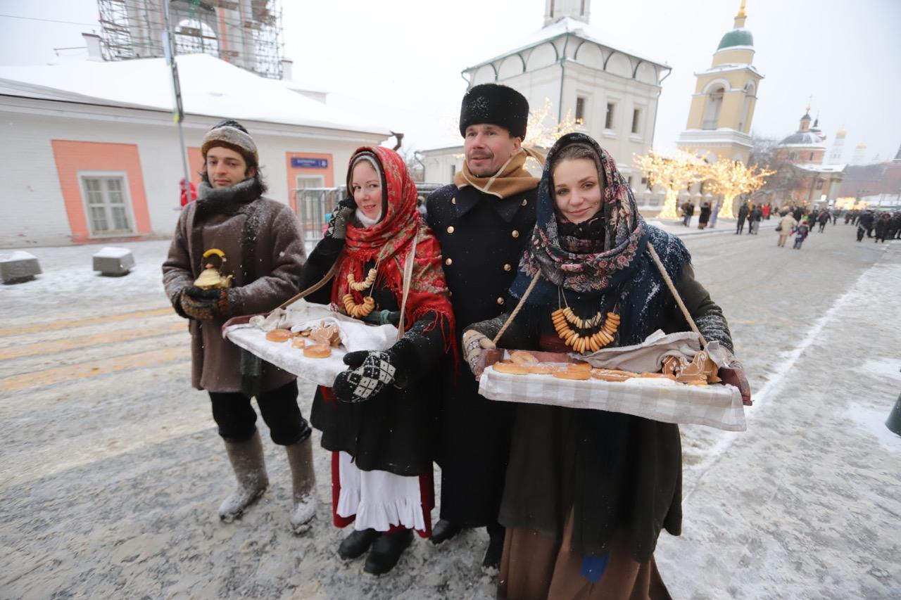 В начале следующей недели в Москву придёт оттепель