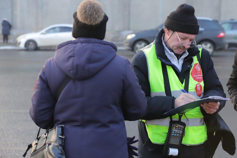 На городском транспорте усилен контроль оплаты проезда