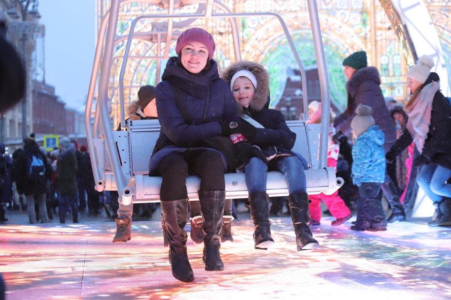 «Путешествие в Рождество» — лучше событие в России на Старый Новый год