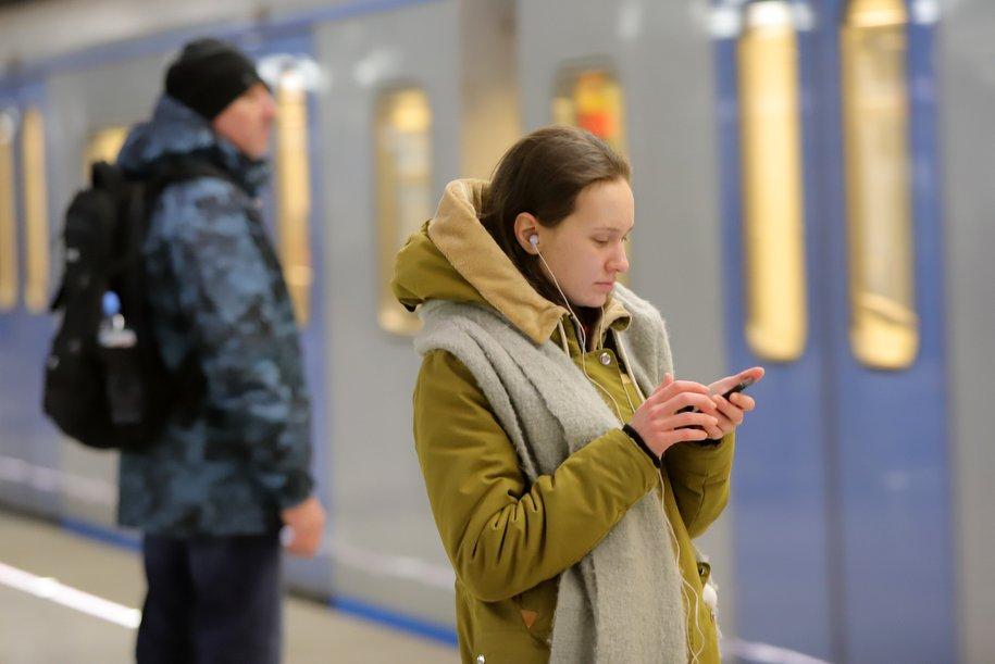 На «салатовой» ветке метро восстановлено движение поездов