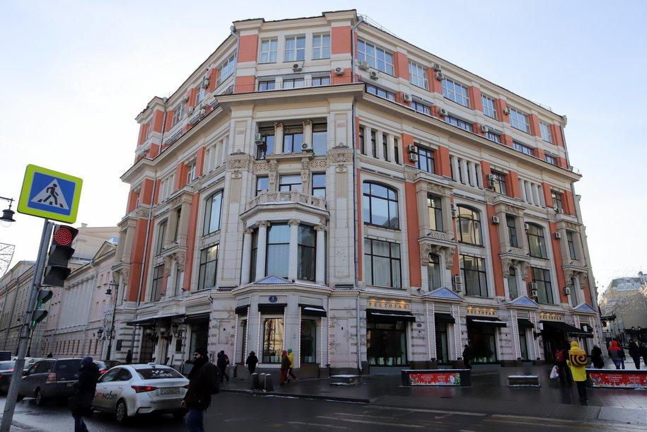 Дом из «Служебного романа» признан памятником архитектуры