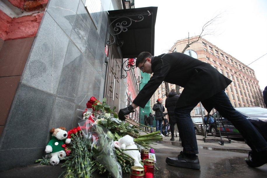 Памятник погибшим журналистам установят на Арбате до 2020 года