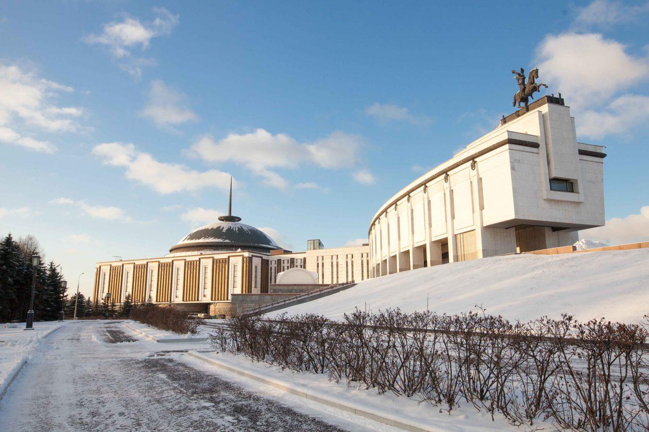 Музей Победы проведет специальные экскурсии на Старый Новый год