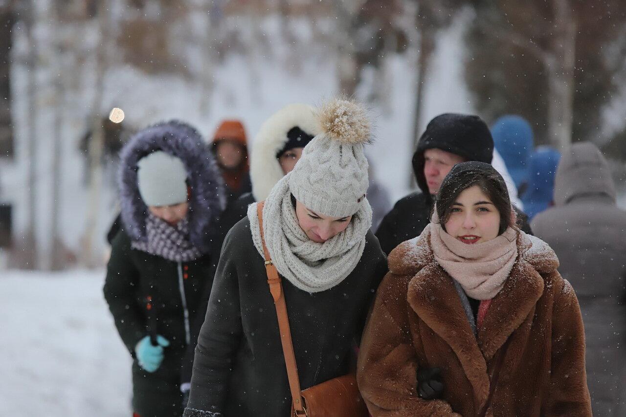 Около 40% месячной нормы осадков выпало в Москве с начала года