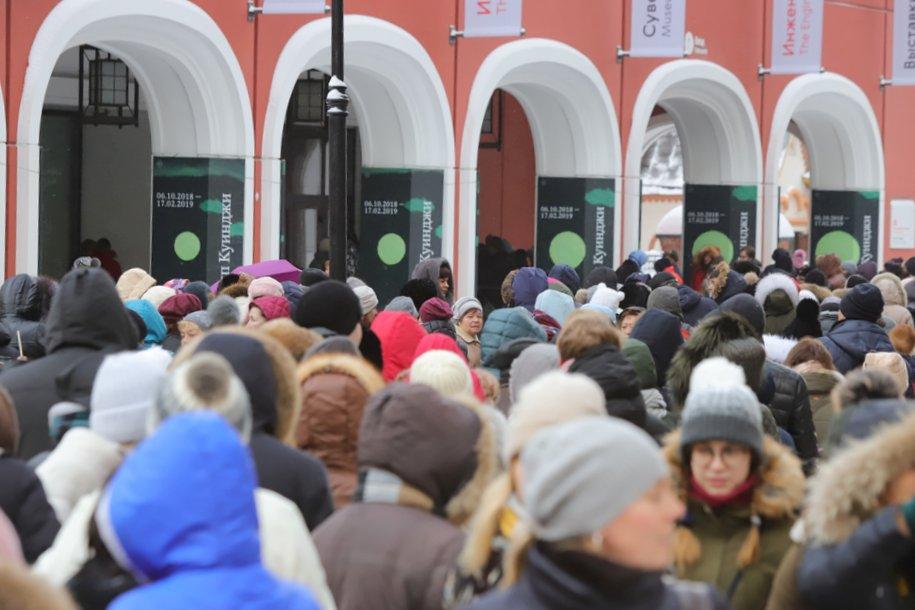 Третьяковская галерея усилила меры безопасности на всех площадках после кражи картины Куинджи