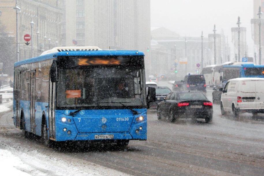 Движение будет ограничено в центре Москвы во время проведения рождественских богослужений