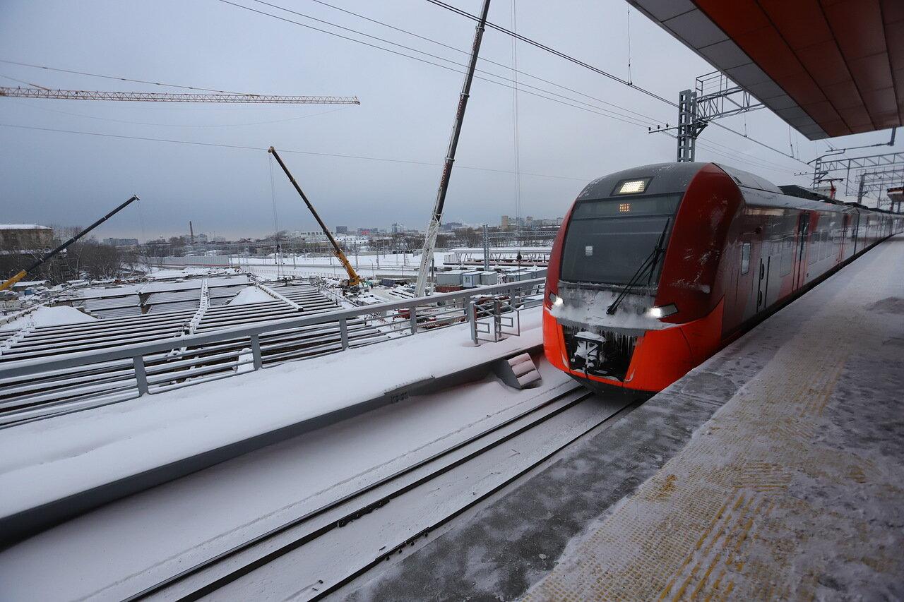 Интеграцию МЦК и радиальных железных дорог завершат до конца года — Хуснуллин