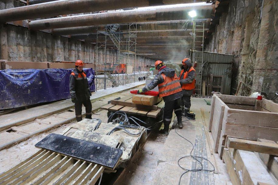 ТПУ «Столбово» построят к середине 2022 года