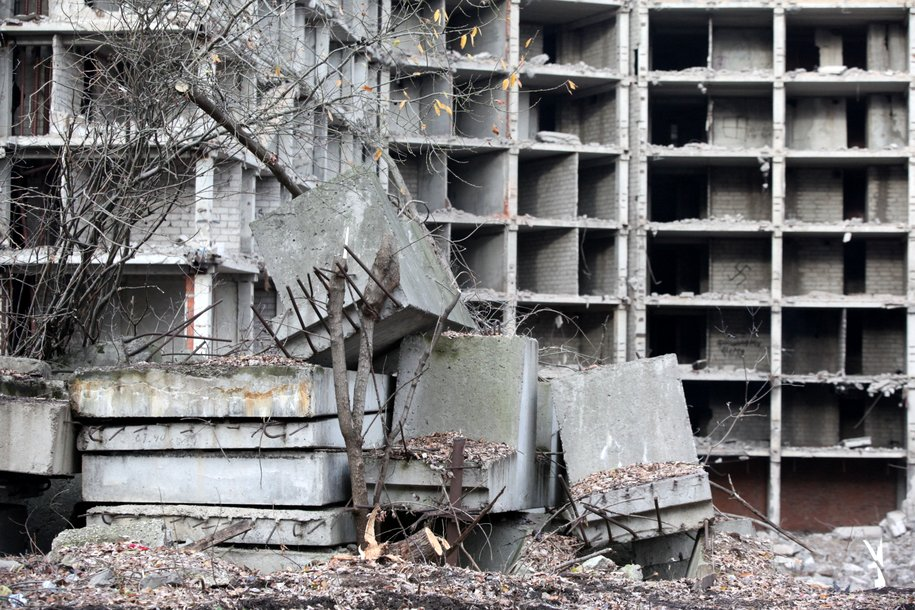 Жилье на месте снесенной Ховринской больницы начнут строить весной