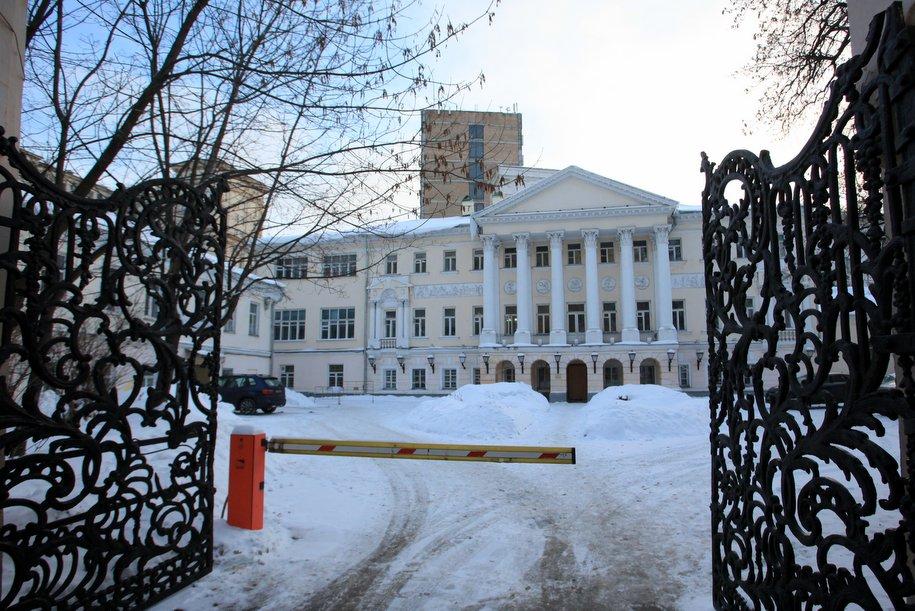 В Москве отреставрируют дом и флигель усадьбы Демидова