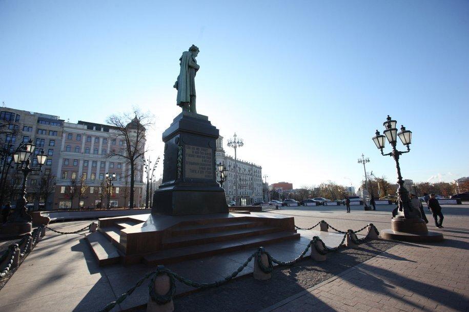 В приложении «Мосгорпасс» появилась новая литературная экскурсия