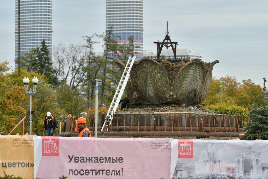 В 2018 году в Москве отреставрировали 215 исторических объектов