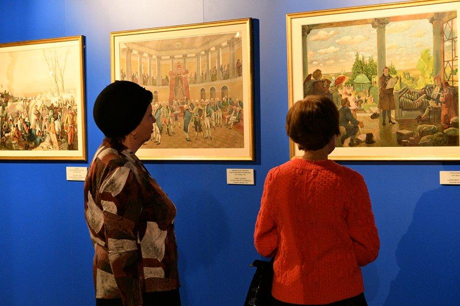 После кражи полотна Куинджи в Третьяковской галерее приняли дополнительные меры крепления