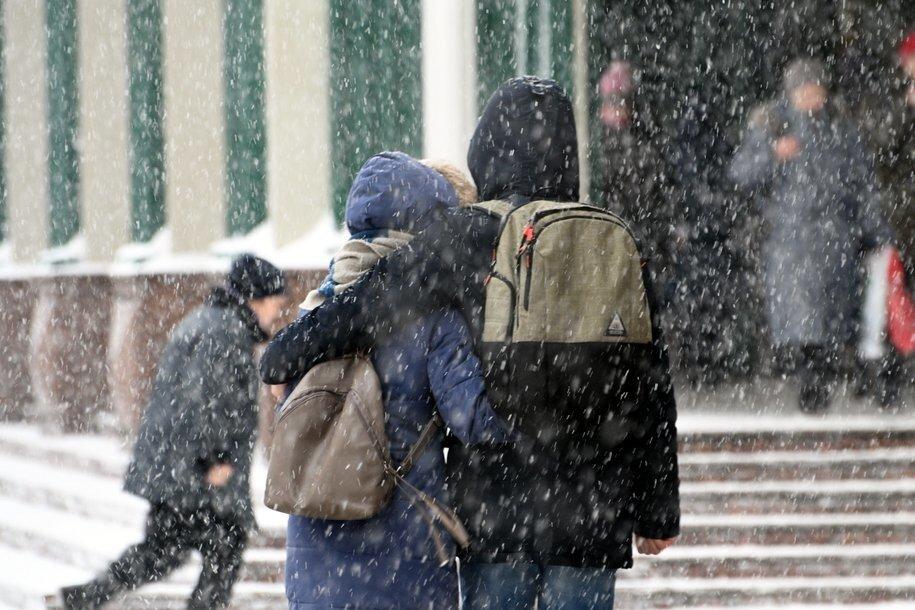 Гидрометцентр предупреждает жителей ЦФО о метели с порывистым ветром до 17 м/с в канун Старого Нового года