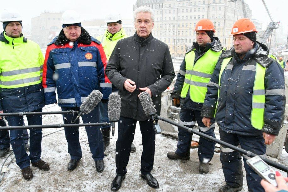 Объем ремонтных работ искусственных сооружений в Москве вырос в 10 раз