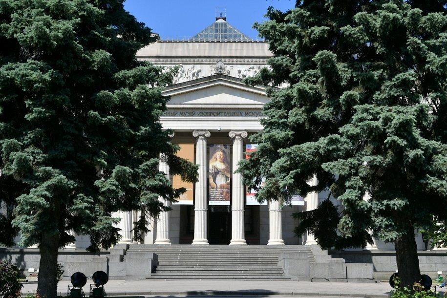 Выставка к 180-летия изобретения фотографии откроется в ГМИИ им. А. С. Пушкина в октябре