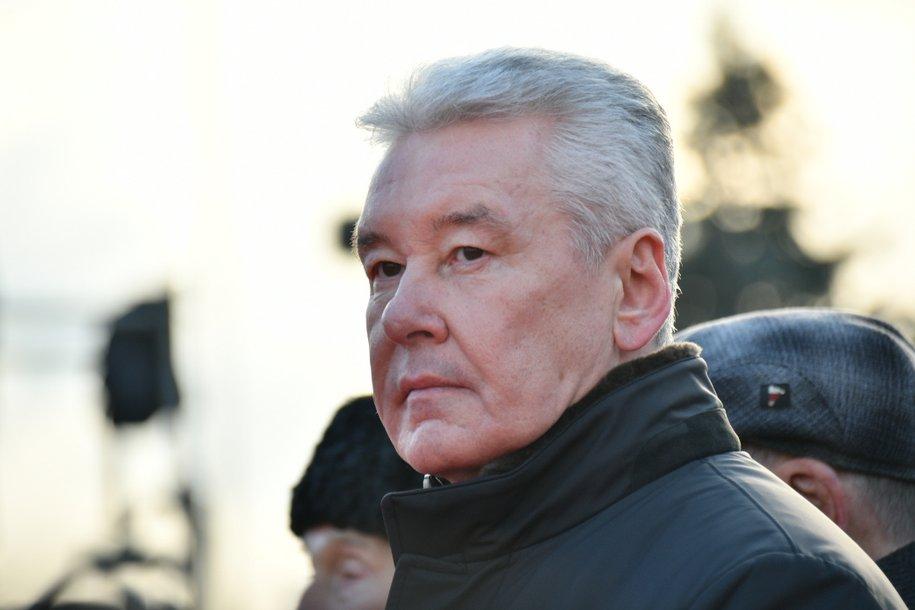 Сергей Собянин открыл новую молочную линию на комбинате в Лианозово