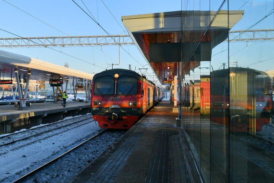 На Курском направлении МЖД возможны задержки в движении поездов