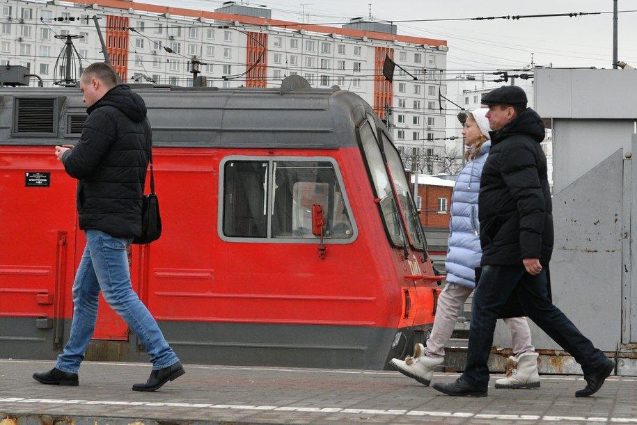 Расписание электричек Казанского направления МЖД изменится с 21 по 31 января