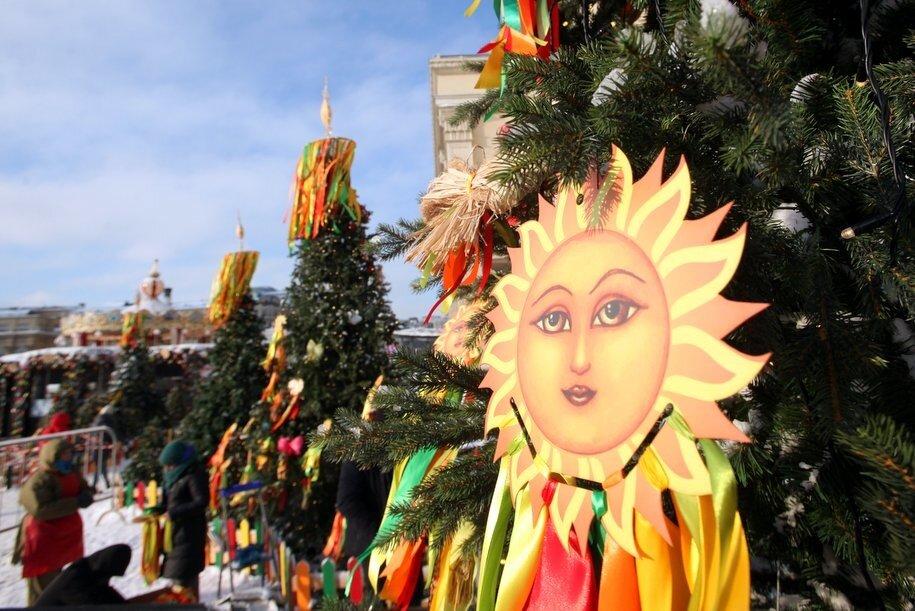 Фестиваль «Московская Масленица» пройдет на 15 площадках города