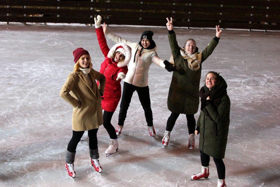 В столице стартует конькобежный фестиваль «Московские молнии»