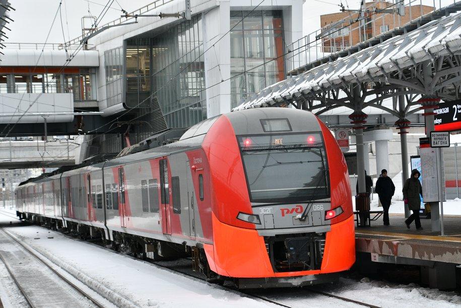 МЦК обновило рекорд по перевозке пассажиров