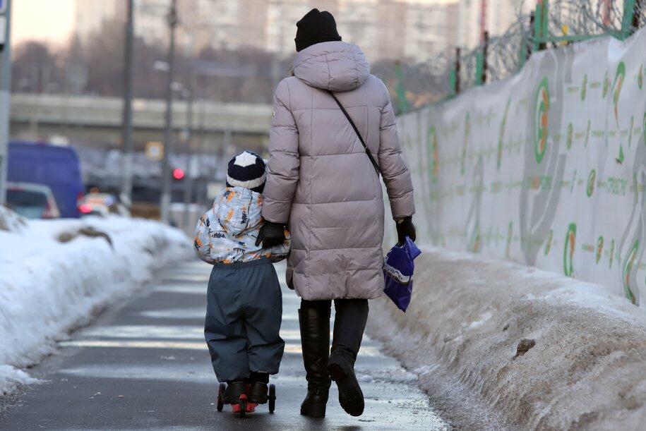 Сегодня в Москве ожидается облачная с прояснениями погода и до пяти градусов мороза