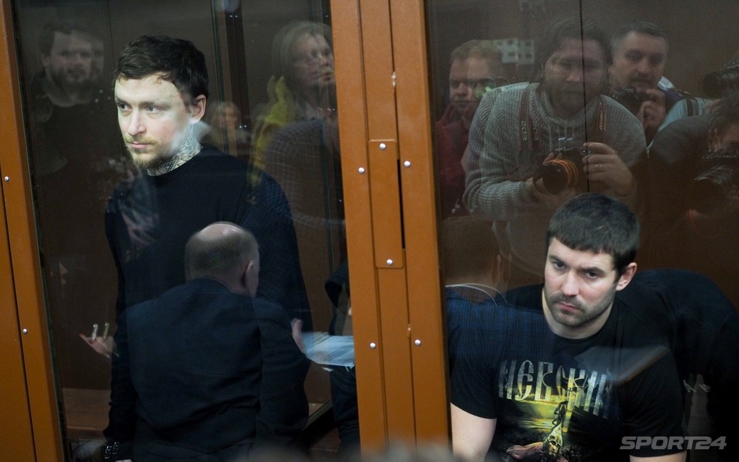 Тверской суд продлил арест Павлу Мамаеву и Александру Кокорину до 8 апреля